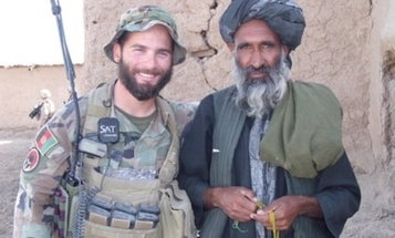Former Green Beret charged with murder says he killed suspected Taliban bomb-maker in an ambush