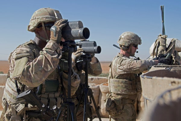 Withdrawal of US forces in Syria likely to start in 'weeks,' CENTCOM commander says