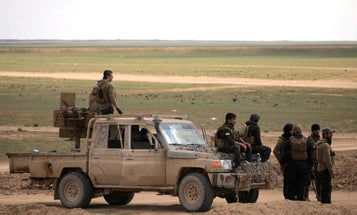 The US-led assault on the final ISIS stronghold in Syria is underway
