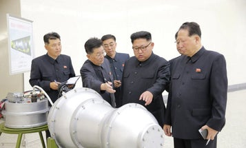 Top Navy admiral: North Korea unlikely to give up all nuclear weapons