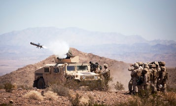 A Marine Raider was awarded the Silver Star for taking out an ISIS car bomb