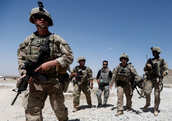 The US may trim over 1,000 troops from Afghanistan in belt-tightening, general says