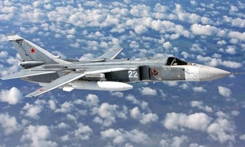 11 Russian bombers flew a mock attack on a Norwegian radar site in early 2018