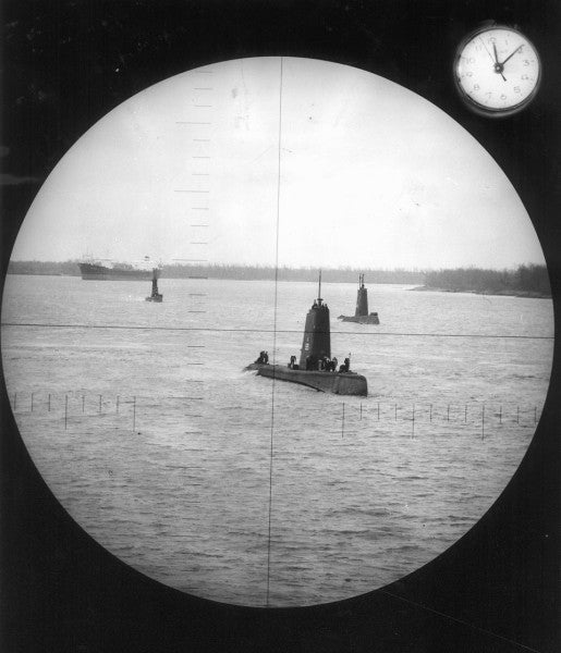 That time Navy submarines steamed up the Mississippi River for Mardi Gras