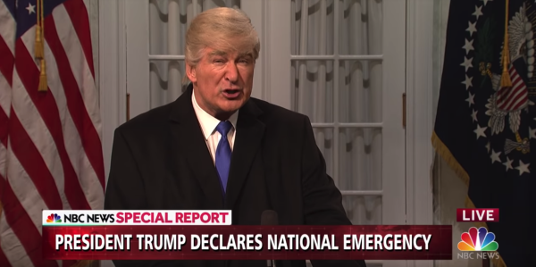 Trump calls for 'retribution' against NBC because Saturday Night Live was mean to him again
