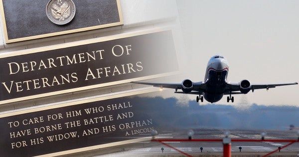 The VA is paying for a top official's cross-country commute