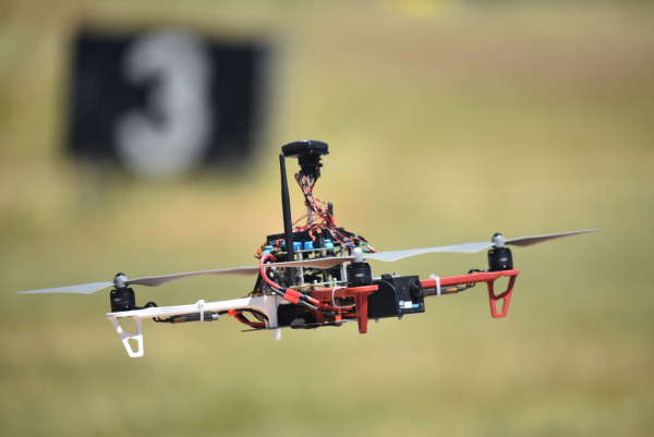 'Amoeba warfare' — Looking at drone swarms under a microscope