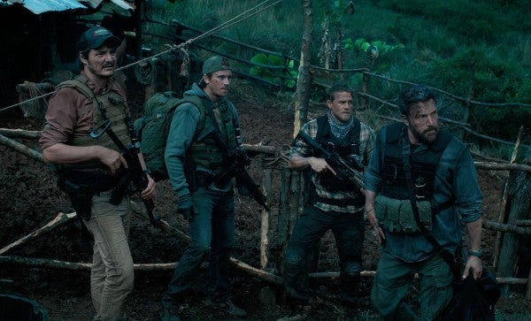 Netflix's new military action flick looks like 'Narcos' meets 'Zero Dark Thirty'