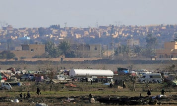 ISIS is on death's doorstep in Syria