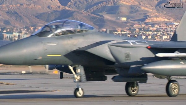 The Air Force is eyeing an F-15 variant nobody wants while still struggling with the F-35