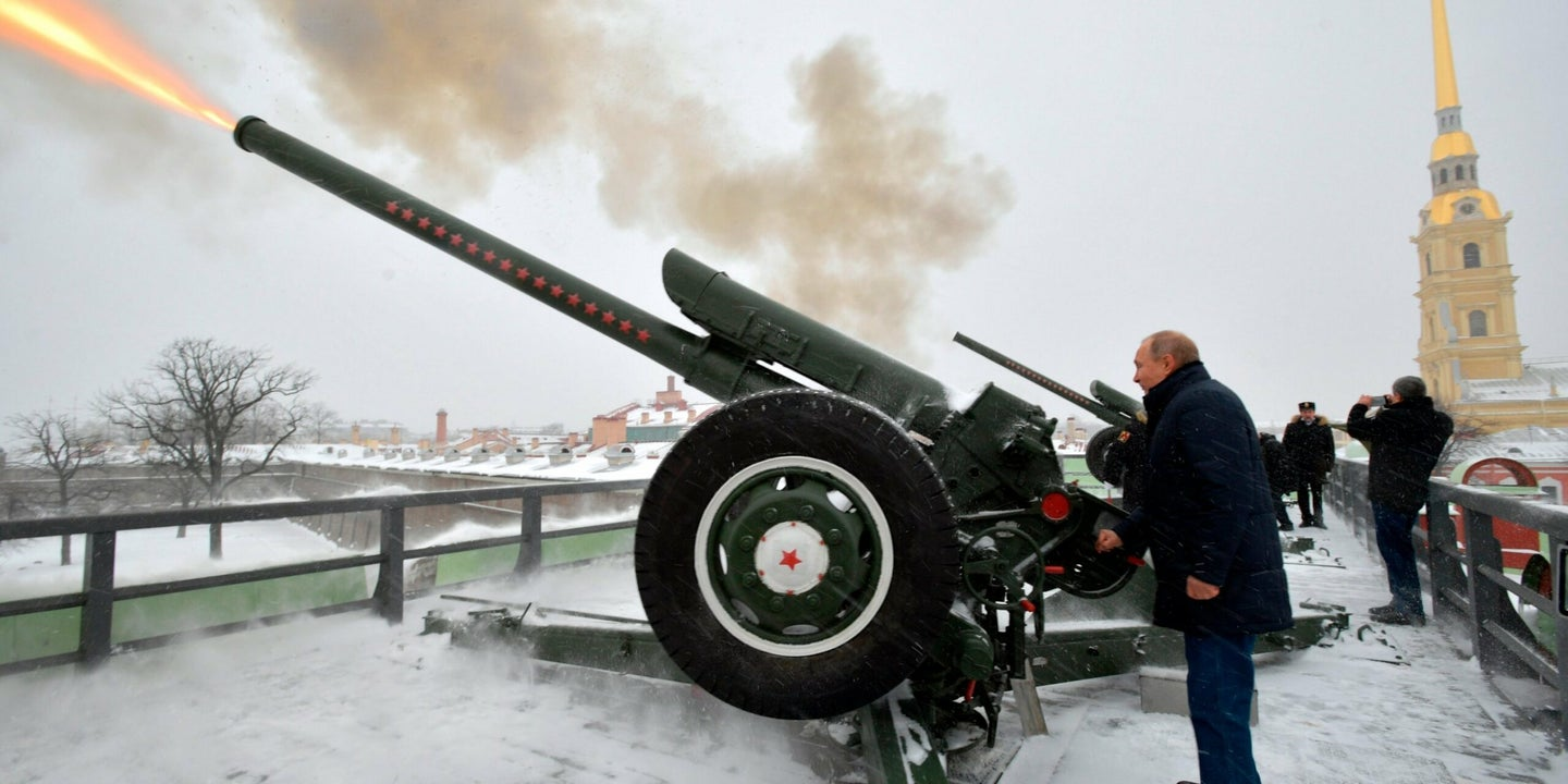 Putin threatens to target the US with new weapons if it puts missiles in Europe