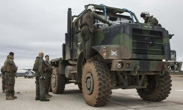 You can now score your very own US military tactical vehicle