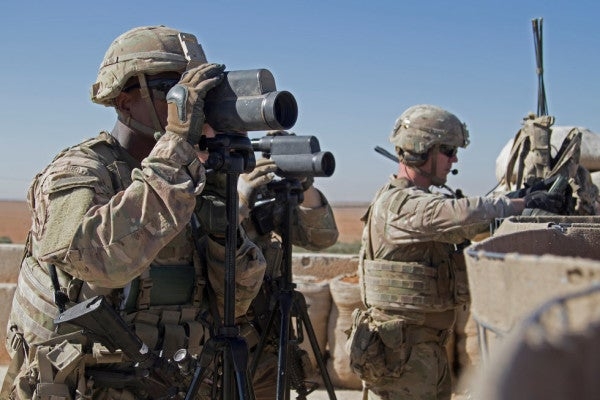 White House says US will leave 200 troops in Syria 'for a period of time'