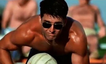 The US military volleyball championships are coming up, so here are some 'Top Gun' GIFs
