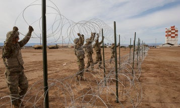 58 former national security officials sign letter saying there is no 'national emergency' at the border