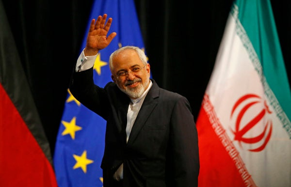 Iran's Foreign Minister Zarif, architect of nuclear deal, abruptly resigns