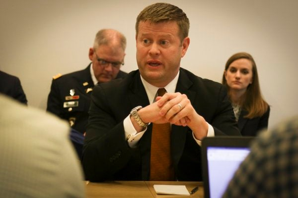 Army Undersecretary says housing issues are an 'embarrassing' reflection on 'every leader in the Army'