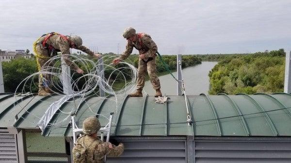 NORTHCOM chief sees no military threat at the US-Mexico border