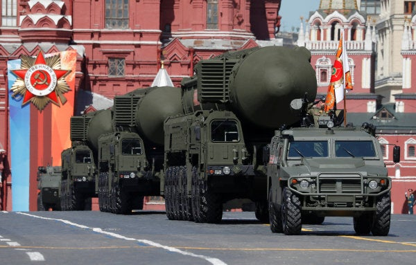 The US Army estimates Russia and China's military capabilities will peak in the next decade
