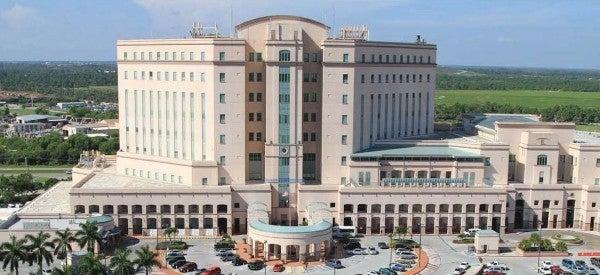FBI investigating shooting at VA Medical Center in Florida