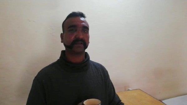 Pakistan releases captured Indian Air Force pilot amid worst tensions in decades