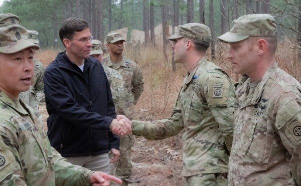 Army Secretary calls military housing problems 'unconscionable'