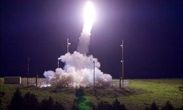 US deploys THAAD missile defense system to Israel