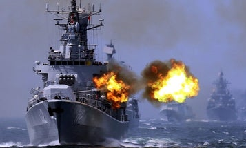 The Philippines is terrified the US will drag it into a 'shooting war' with China in the South China Sea
