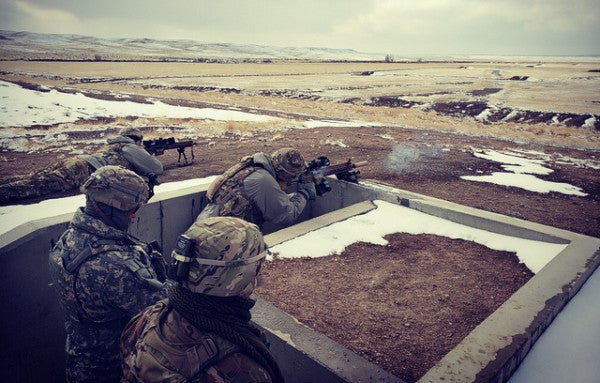 Army snipers are putting their next rifle through its paces with new upgrades