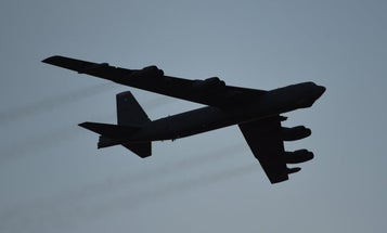 US sends B-52 bomber over disputed South China Sea for first time in months