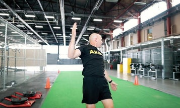 The Army National Guard is shelling out for some sweet fitness gear to help your lazy ass get in shape