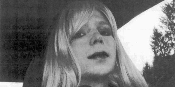 Chelsea Manning is headed back to jail
