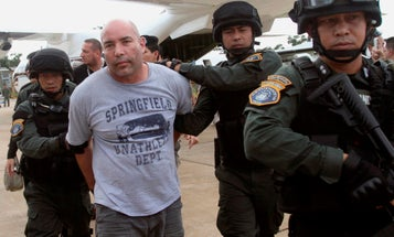 Former Army sniper turned mercenary known as 'Rambo' gets life in prison for contract killing