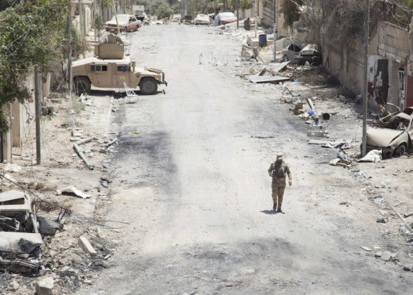 'Defeated' in Syria, ISIS is mounting a bloody comeback in Iraq