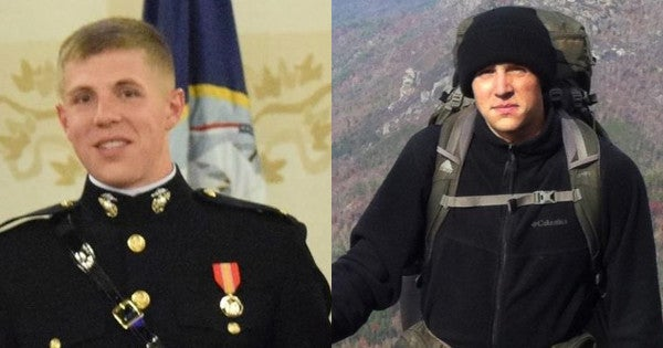 Search continues for Marine lieutenant missing in the California mountains for over a week