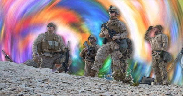 Marine officer: Let troops drop acid before they analyze intel