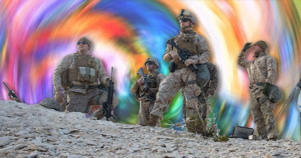Marine Corps to grunts: Please stop taking LSD