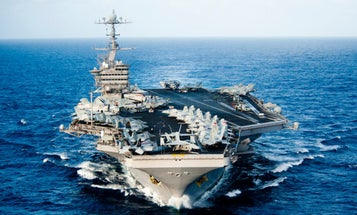 Renaming Navy ships could fall under Pentagon's new diversity review