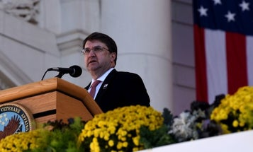 VA Chief Robert Wilkie is reportedly lobbying to be the next Defense Secretary