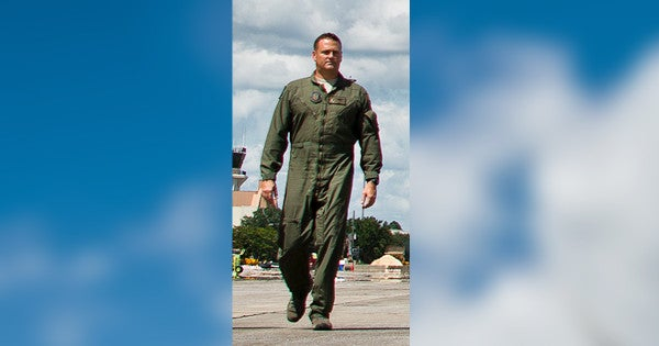 Special operations pilot charged with raping senior airman during deployment