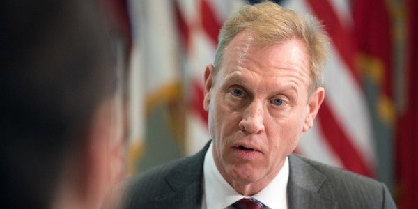 'There is no slush fund,' Acting SecDef Shanahan says of $165 billion wartime budget (that mostly doesn't fund combat operations)