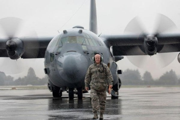 The Air Force pulled dozens of C-130s out of service over suspect propeller blades