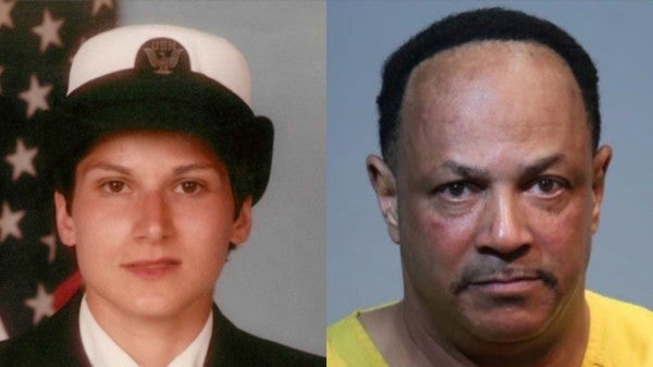 Florida Navy veteran charged with 1984 murder of fellow recruit