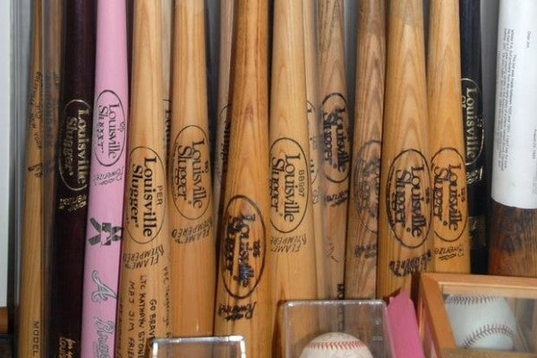 The Navy deployed an aircraft carrier armed with Louisville Slugger baseball bats to the Arctic