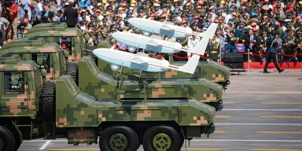 A really big deal: China is a drone superpower