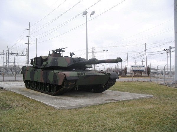 Titan of tanks: Why Lima, Ohio is ground zero in the battle over defense spending