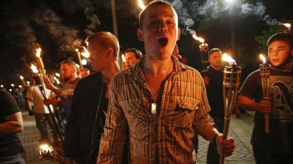 7 US service members identified as part of white nationalist group tied to 2017 Charlottesville rally