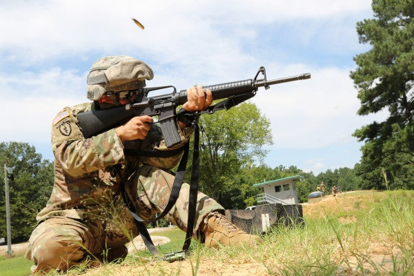 The Army is stockpiling ammo ahead of its next big fight