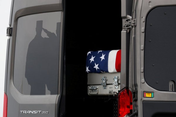 US service member killed in non-combat incident in U.A.E.