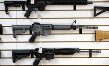 That proposed Missouri law requiring residents own an AR-15 seems too good to be true. That's because it is